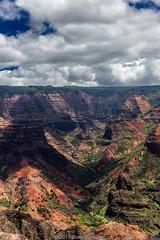 Waimea Canyon, Kauai (blake_r35) Tags: hawaii kauai waimea canyon waimeacanyon