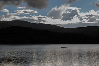 Rowers, Loch Shieldaig, Loch Torridon