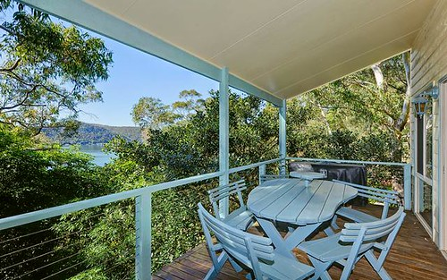 160 Riverview Ave, Dangar Island NSW 2083