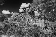 The Bridge (kendoman26) Tags: hdr nikhdrefexpro2 niksilverefexpro2 niksoftware nikon nikond7100 tokinaatx1228prodx tokina tokina1228 monochrome blackandwhite imcanal iandmcanal imcanaliandmcanal enjoyillinois travelillinois