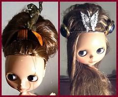 Amalia Decorates Her Head: Part 2