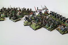 Runewars Miniatures Current Army Side (wes.obryan) Tags: runewars miniatures hepitude skeleton daqan waiqar maru hawthorne infantry shield