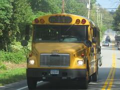 West Point Tours Inc. #297 (ThoseGuys119) Tags: westpointtoursinc schoolbus thomasbuilt freightliner fs65 cornwallny newburghny highlandfallsny vailsgateny aboschandsons