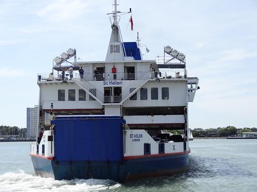 MV ST Helen Wightlink