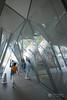 Entrance space, The Sumida Hokusai Museum (すみだ北斎美術館) (christinayan01 (busy)) Tags: sanaa kazuyo sejima architecture museum building perspective tokyo japan