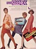Kleenex 1968 (barbiescanner) Tags: kleenex mod vintage retro fashion vintagefashion 60s 60sfashions 1960s 1960sfashions teens 1960steens seventeen vintageads