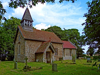 St. Mary, Little Wratting