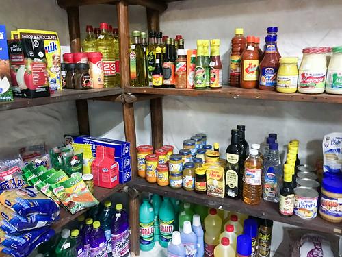 Convenience store in Tulum