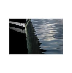 Level 13.  ( Tarragona ) (José Luis Cosme Giral) Tags: level13 water sea boat marinedetails marcoblanco 1x1 3x2 minimal minimalismo canon powershot s100 tarragona cataluña