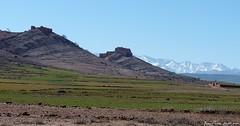 Châteaux près de Aït OURIR - Maroc (JPH4674) Tags: paysage maroc châteaux morocco ruines