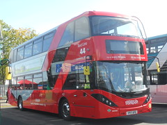 NCT 410 YP17 UFG (Alex S. Transport Photography) Tags: bus outdoor road vehicle adlenviro400 adlenviro400city enviro400 enviro400city e400city e400 nct scania gas route44branding 410 yp17ufg