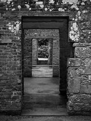 Passage Way, Appldurcombe House (mpb_17) Tags: