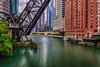 "This is how I would ""draw"" it up... (tquist24) Tags: chicago chicagoriver hdr illinois nikon nikond5300 city cityscape drawbridge geotagged longexposure morning reflection reflections river water unitedstates"