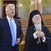 A Konstantinápolyi Egyetemes Patriarchátus Magyarországi Exarchátusa épületének átadó ünnepsége