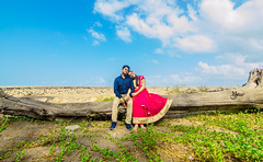 Pre wedding Shoot (memorableframe) Tags: prewedding preweddingphotgrapher preweddingshoot wedding shoot mumbai india photographer photography photographers love lovely couple forever suruchi beach vasai fort