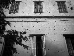 If walls could talk #1 (Shell Daruwala) Tags: beirut lebanon ricoh ricohgr2 ricohpentaxgr