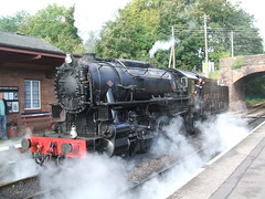 5197 At Bishop's Lydeard (DGPhotography1999) Tags: 5197 wsr steamtrain steamlocomotives westsomersetrailway