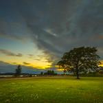 Sunset at Katariina Seaside Park thumbnail