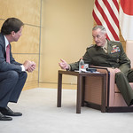 CJCS meets with Japan Prime Minister Shinzo Abe thumbnail