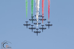 "Frecce Tricolori 1 • <a style=""font-size:0.8em;"" href=""http://www.flickr.com/photos/144994865@N06/36647372350/"" target=""_blank"">View on Flickr</a>"