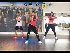 Sport And Danse Vidéos : Cold Water - Major Lazer & Justin Bieber - Easy Fitness Dance Choreography