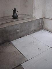 19th c. Turkish bath (krasimirageorgieva) Tags: traditional old seiling light white marble stone 19th plovdiv bath turkish architecture jug iron