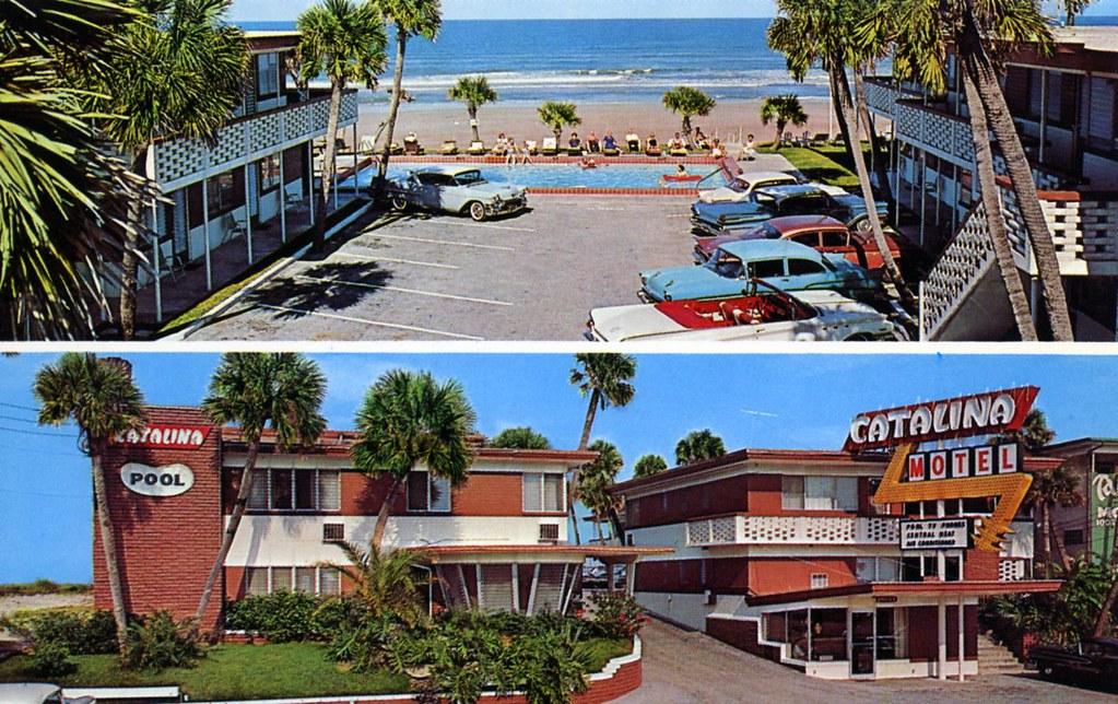 Catalina Motel Daytona Beach