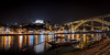 Porto (Steve_RA_Butcher) Tags: pentax porto portugal city citylife oldcity pontedomluis longexposure night bridges architecture eiffel