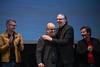 """Vlado Novak, igralec in Marko Naberšnik, režiser in Aljoša Ternovšek, igralec v filmu SLOVENIJA, AVSTRALIJA IN JUTRI VES SVET ob ostali ekipi filma. • <a style=""""font-size:0.8em;"""" href=""""http://www.flickr.com/photos/151251060@N05/36804732680/"""" target=""""_blank"""">View on Flickr</a>"""