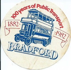 100 Years of Public Transport, 1882-1982, Bradford (Ray's Photo Collection) Tags: scan scanned document 1982 100 years 1882 public transport bus buses bradford west yorkshire bradfordcitytransport wypte passengertransportexecutive