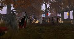 September Stone Circle Dance