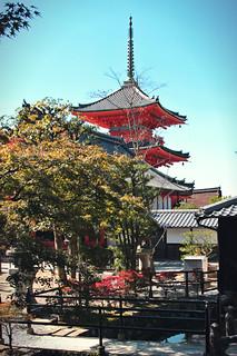 Sanjunoto, Kiyomizu-dera