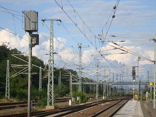 Jüterbog Bahnhof