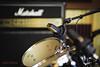 Atika Studio (Atika Nation) Tags: recordingstudio estudiodegrabación atika marshall amp cabezal cabinet akg c414xlii c414 drums batería sonor select recording grabación