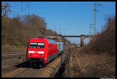 DB 101 126, Neu-Eichenberg 28-03-2017 (Henk Zwoferink) Tags: db 101 126 eichenberg railadventure railpool bombardier rp traxx ac3 lm last mile henk zwoferink