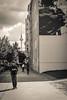 In The Streets Of Berlin (FSR Photography) Tags: fsrphotography de deutschland monochrom reisefotographie outdoor licht sw light berlin bw schatten blackandwhite einfarbig blackwhite architektur schwarzweiss street menschen flickr whiteblack reise himmel contrast sky monochrome travelling travel bnw kontrast architecture canon lightroom 400d canon400d fsr