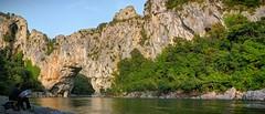 P1860464 (Denis-07) Tags: vallon pont darc ardéche france 07 paysage landscapes nature