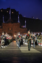 Tattoo 2nd Visit-50 (Philip Gillespie) Tags: 2017 edinburgh international military tattoo splash tartan scotland city castle canon 5dsr crowds people boys girls men women dancing music display pipes bagpipes drums fireworks costumes color colour flags crowd lighting esplanade mass smoke steam ramparts young old cityscape night sky clouds yellow blue oarange purple red green lights guns helicopter band orchestra singers rain umbrella shadows army navy raf airmen sailors soldiers india france australia battle reflections japan fire flames celtic clans