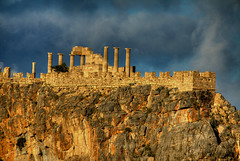 Golden Lindos (hapulcu) Tags: aegean dodecanese grece grecia greece griechenland lindos rhodes rodi rodos yunanistan δωδεκάνησα ελλάδα λίνδοσ ρόδοσ