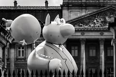 Fête de la BD (Philippe Clabots (#PhilippeCPhoto)) Tags: philippecphoto bd balloonparade belgie belgique belgium brussel brussels bruxelles comic event evénement fêtedelabd philippec streetevent strip