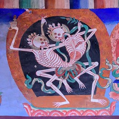 Samstanling Gompa monastery, Ladakh (stefan_fotos) Tags: architektur asien bunt indien kirche kloster ladakh nubravalley qf sumoor themen urlaub vanitas india asia himalaya monastery