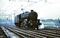 Unknown Black 5. (curly42) Tags: 44xxx black5 railway steam britishrail stanier