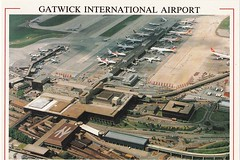 Gatwick Airport (mrsris) Tags: postcard airport gatwick