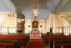 interior.......... (atsjebosma) Tags: coth5 interior church colourful kleurrijk details atsjebosma arjeplog lapland sweden summer july juli zomer
