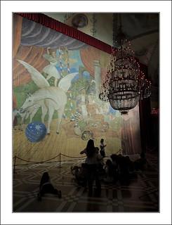 Cours d'histoire de l'art / Galerie Capodimonte - Naples