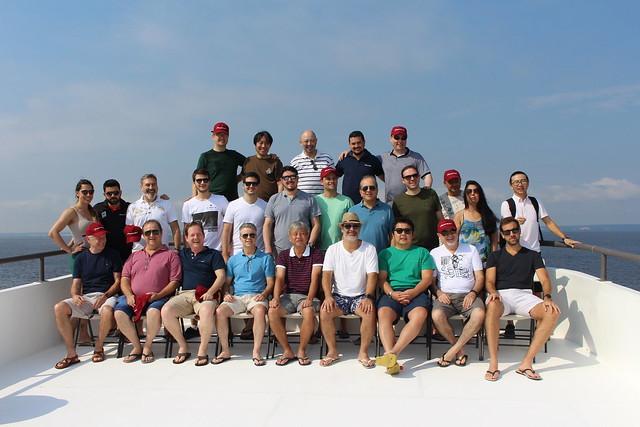 Grupo da Pioneer - Setembro 2017