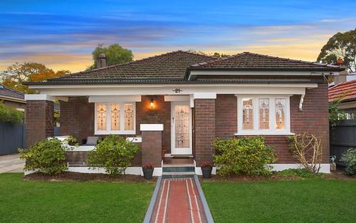 21 Bellevue Avenue, Denistone NSW