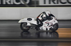 Busa_5970 (Fast an' Bulbous) Tags: bike motorcycle turbo fast speed power acceleration drag race strip track dragbike suzuki hayabusa ssb prostreet nikon d7100 gimp flash panning motorsport santapod biker outdoor