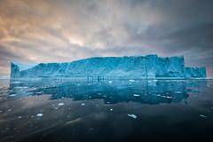 Breathless (davebrosha) Tags: davebroshaphotography icefjord arctic greenland ice iceberg ilulissat landscape nature stock tabular epic