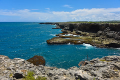 St. Lucy (Heidi Zech Photography) Tags: ocean cliffs stlucy barbados lookout animalflowercave